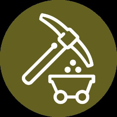 Отрасль Добыча полезных ископаемых